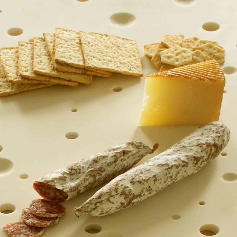 100 Grade A Swiss Cheese Serving Board The Green Head