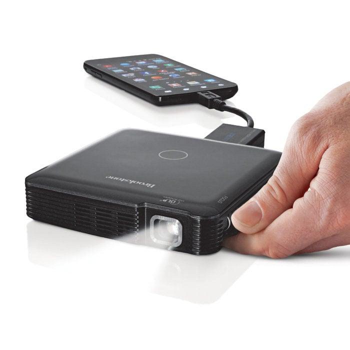 Hd 1080p Overhead Portable Mini Led Lcd Projector Pc Av Tv: 1080p HDMI Pocket Projector