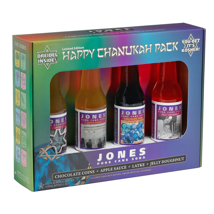 Soda In Christmas Tree Water: 2007 Christmas + Chanukah Holiday Packs