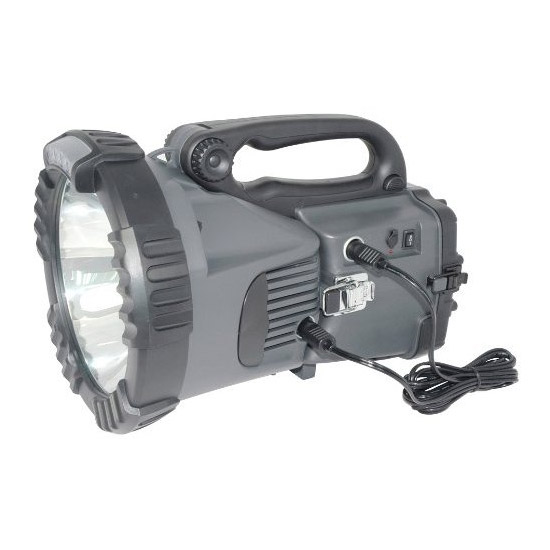 3 200 Lumens High Intensity Xenon Rechargeable Flashlight