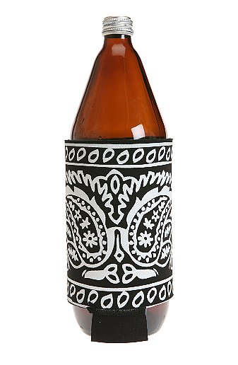 40 Oz Beer Cozy The Green Head