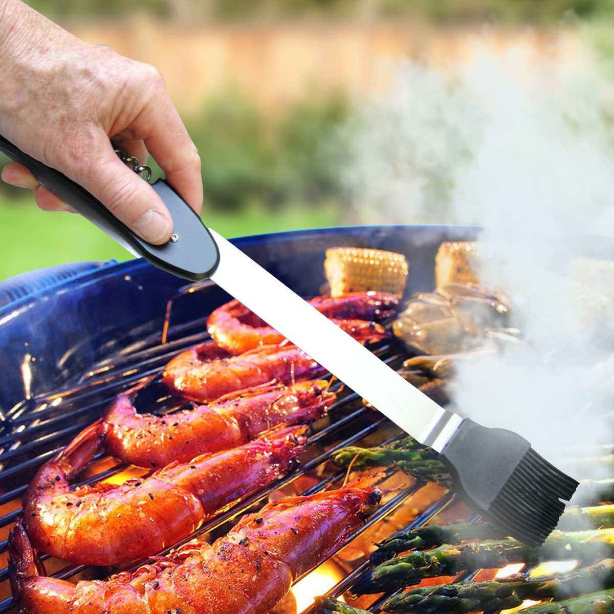 5 In 1 Bbq Grill Multi Tool The Green Head