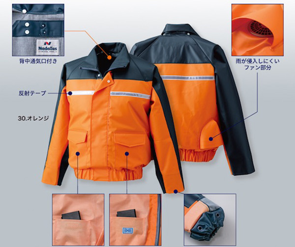 Air Conditioned Jackets