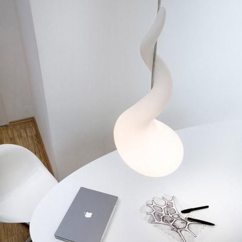 Beautiful Alien Lamp