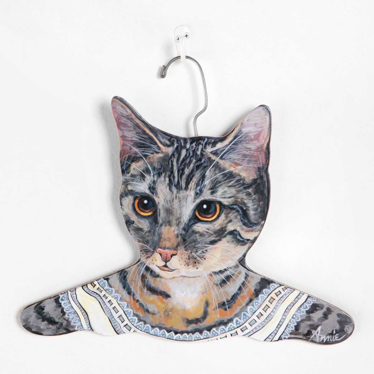Animal Head Clothes Hangers - The Green Head