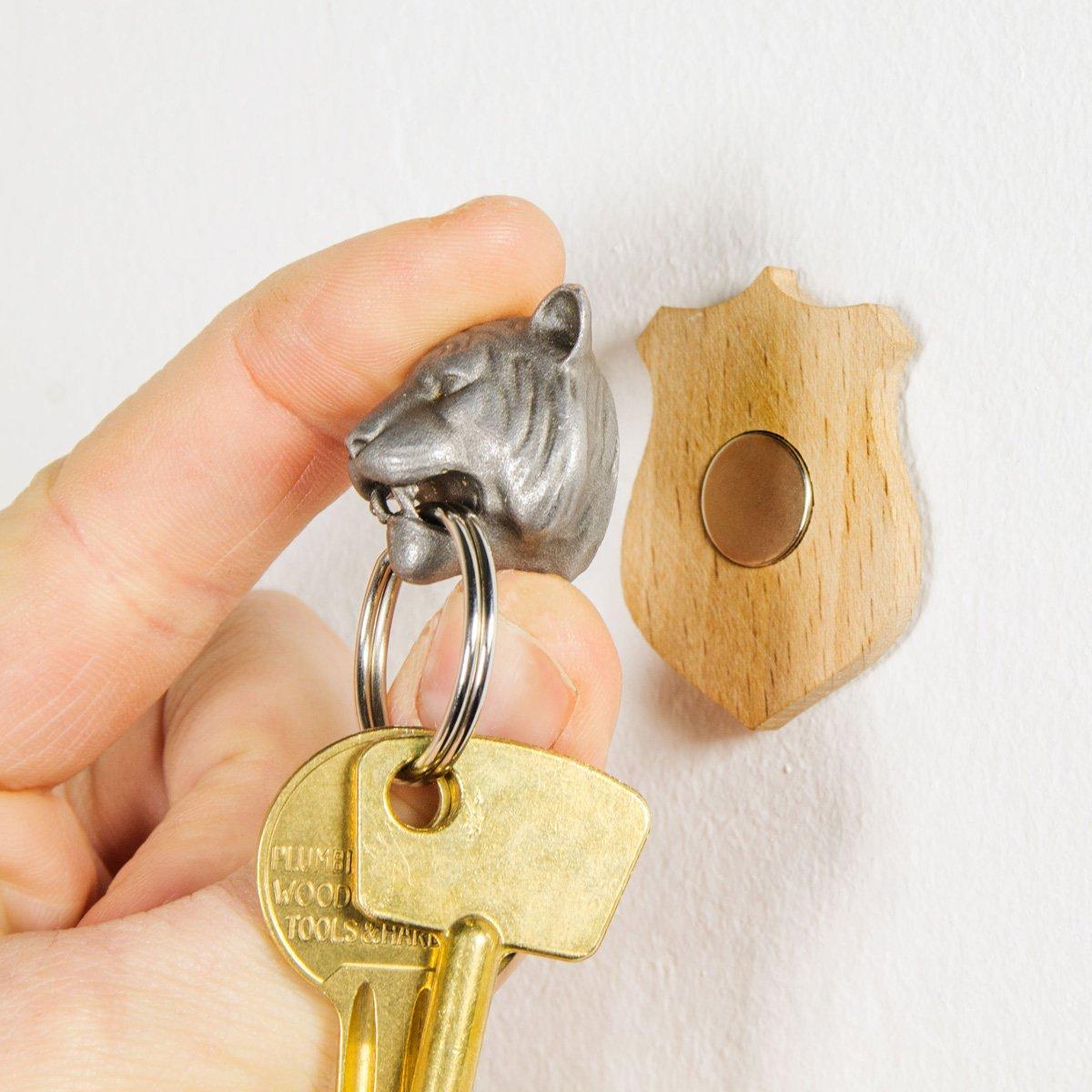 Animal Head Key Holders Animal Head Key