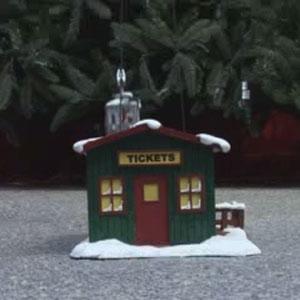 Mr Christmas Animated Christmas Tree Cable Cars