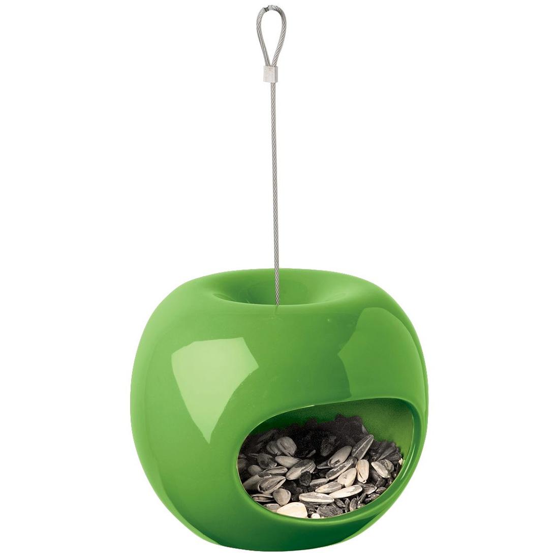 Apple Bird Feeders The Green Head