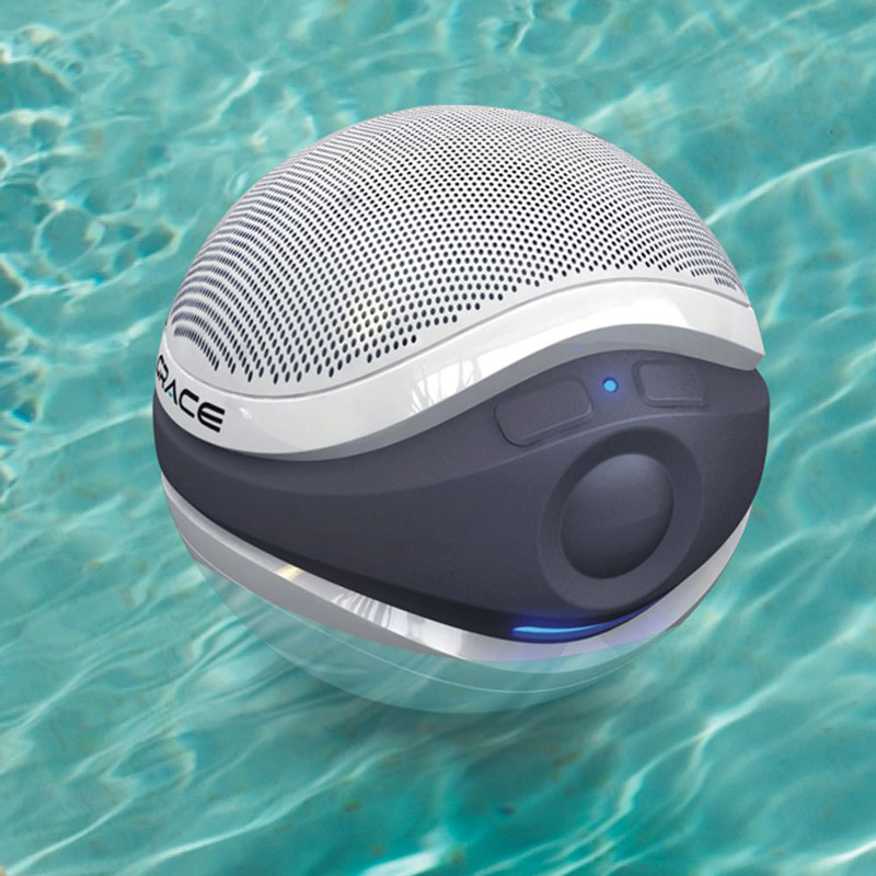 Aqua Sounders Floating Wireless Speakers The Green Head