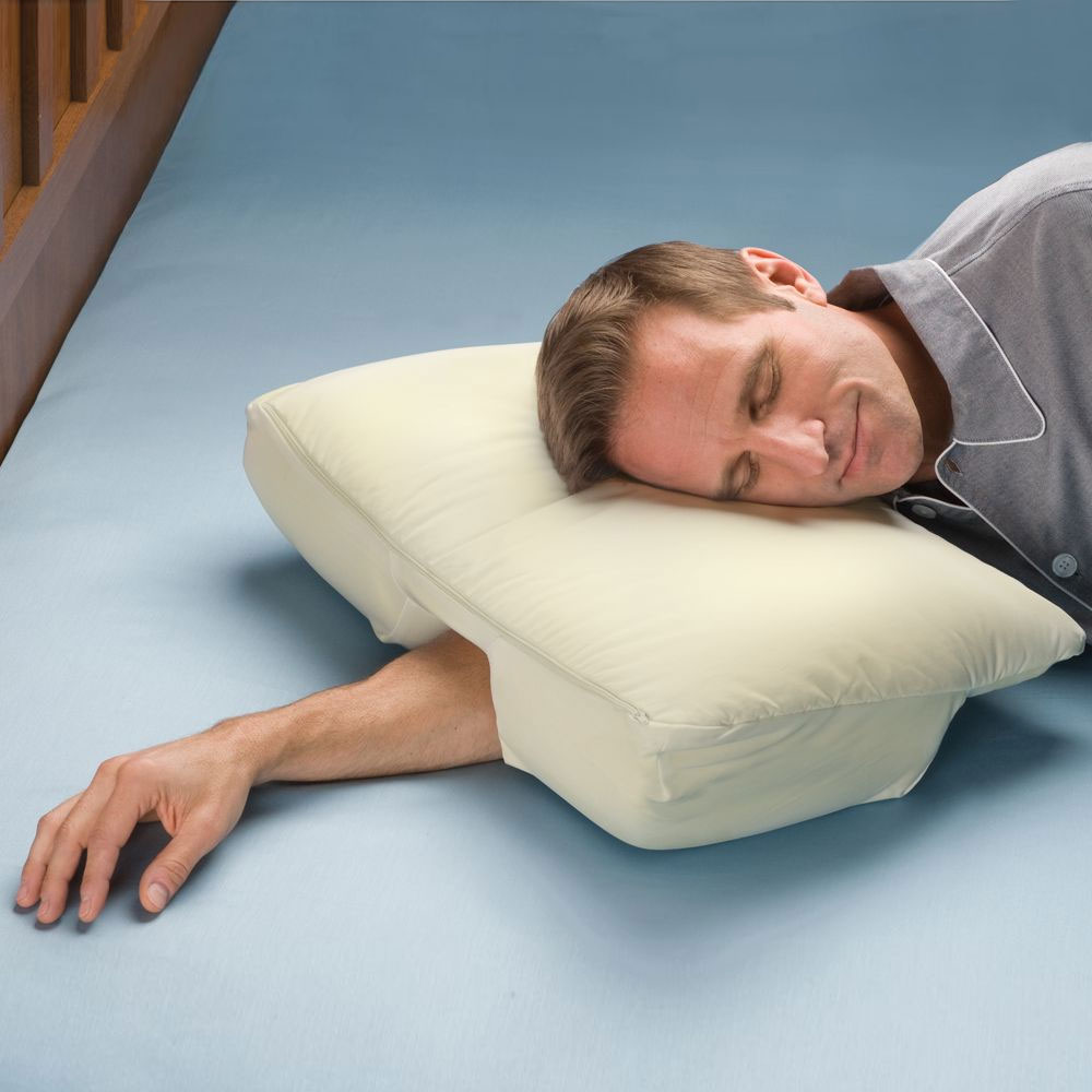 Arm Sleeper's Pillow - The Green Head
