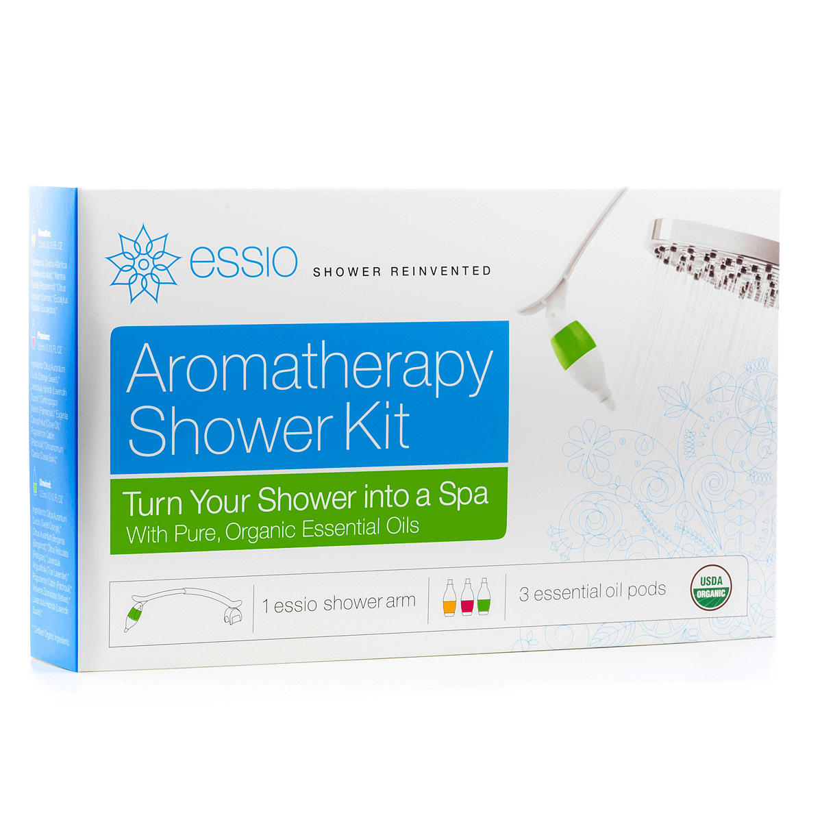 Aromatherapy Shower Kit - The Green Head