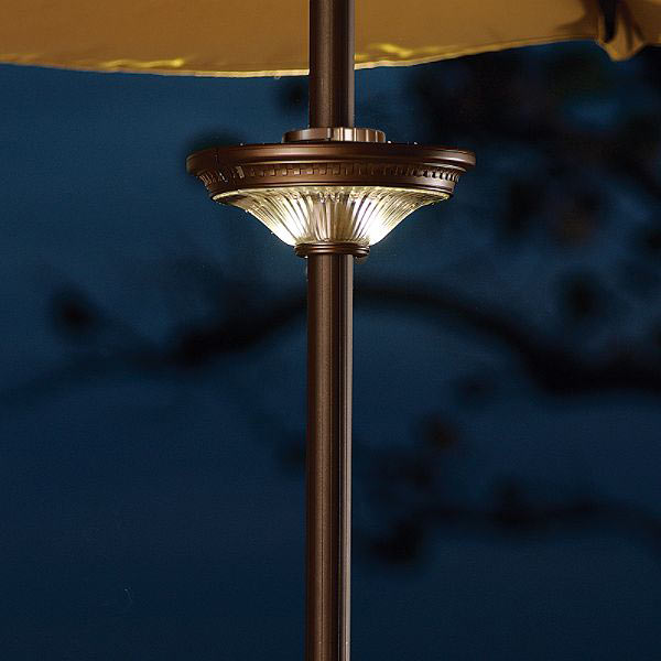 Avalon Rechargeable Umbrella Light The Green Head