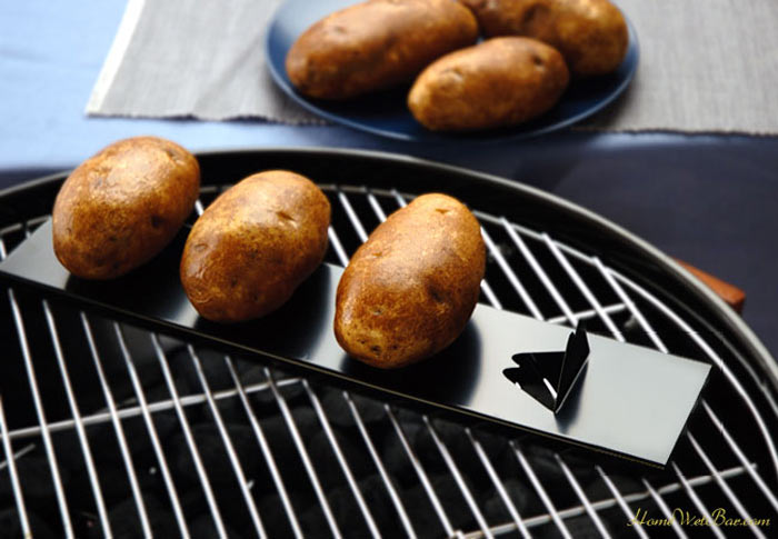 Charcoal Companion - Baked Potato Grill Cooker - The Green Head