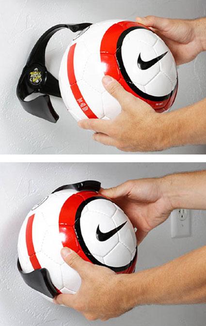 Ball Claw Sports Ball Holder The Green Head