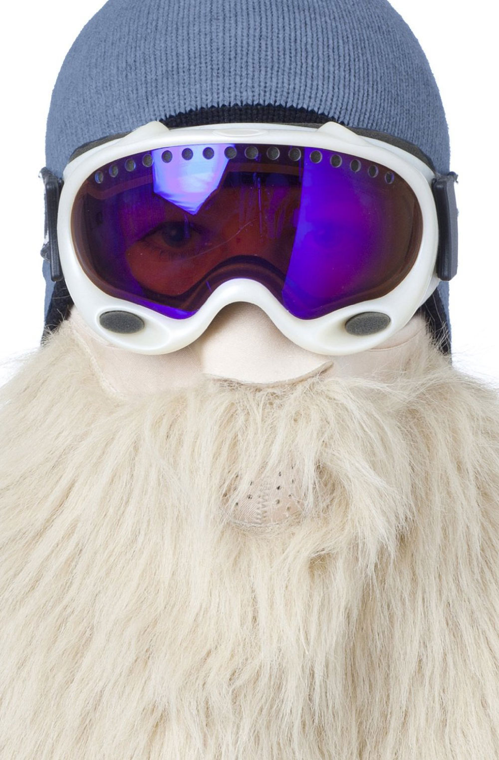 Is Neoprene Waterproof >> Beardski - Bearded Ski Mask