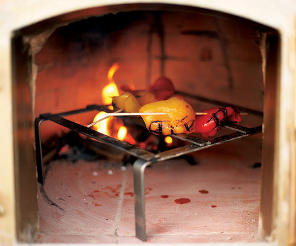 pizza oven. Beehive Wood-Fire Pizza Oven