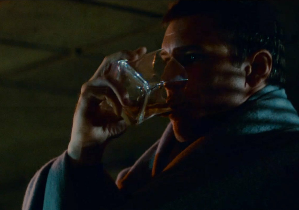 Blade Runner Whiskey Glass The Green Head