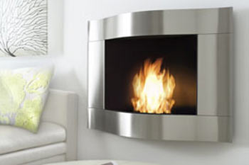 Chimo Wave Fireplace No Chimney Required