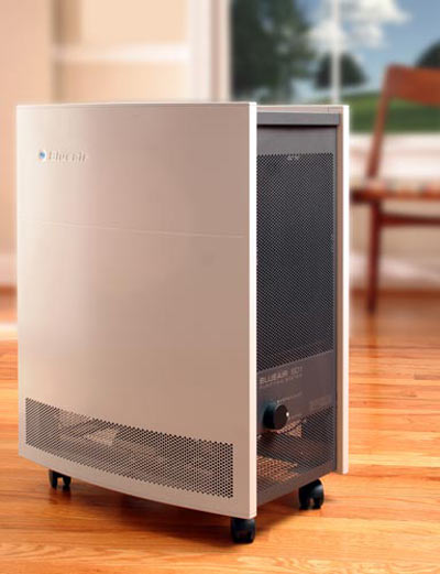 Blueair 601 HEPASilent Air Purifier The Best Air Cleaner The
