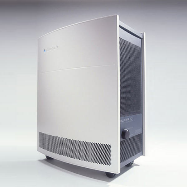 blueair 601 hepasilent air purifier the best air cleaner