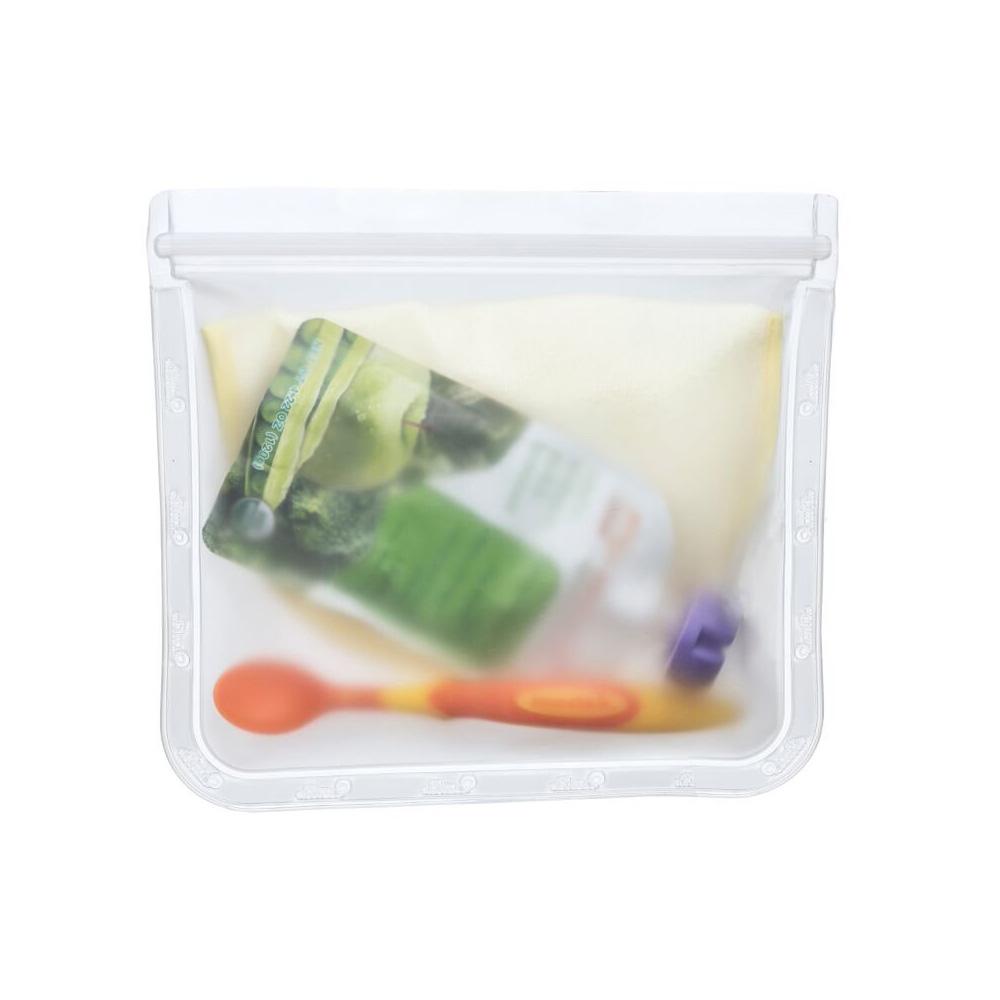 Blueavocado Re Zip Reusable Lunch Bags The Green Head