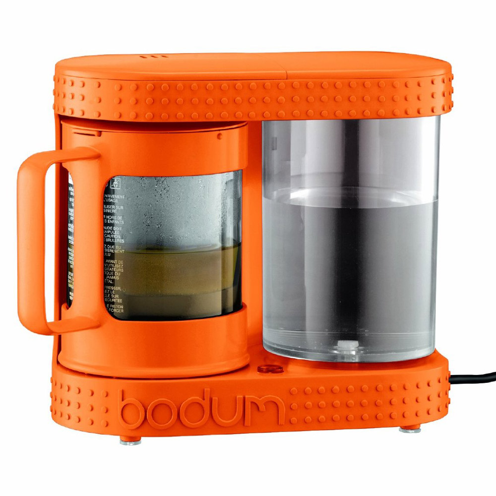 Automatic Iced Coffee Maker : Bodum Bistro - Electric French Press - The Green Head