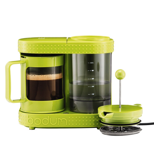 Bodum Bistro - Electric French Press - The Green Head