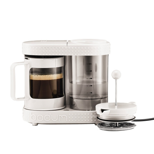 bodum bistro electric french press 5 French Press Coffee Maker Stainless Steel