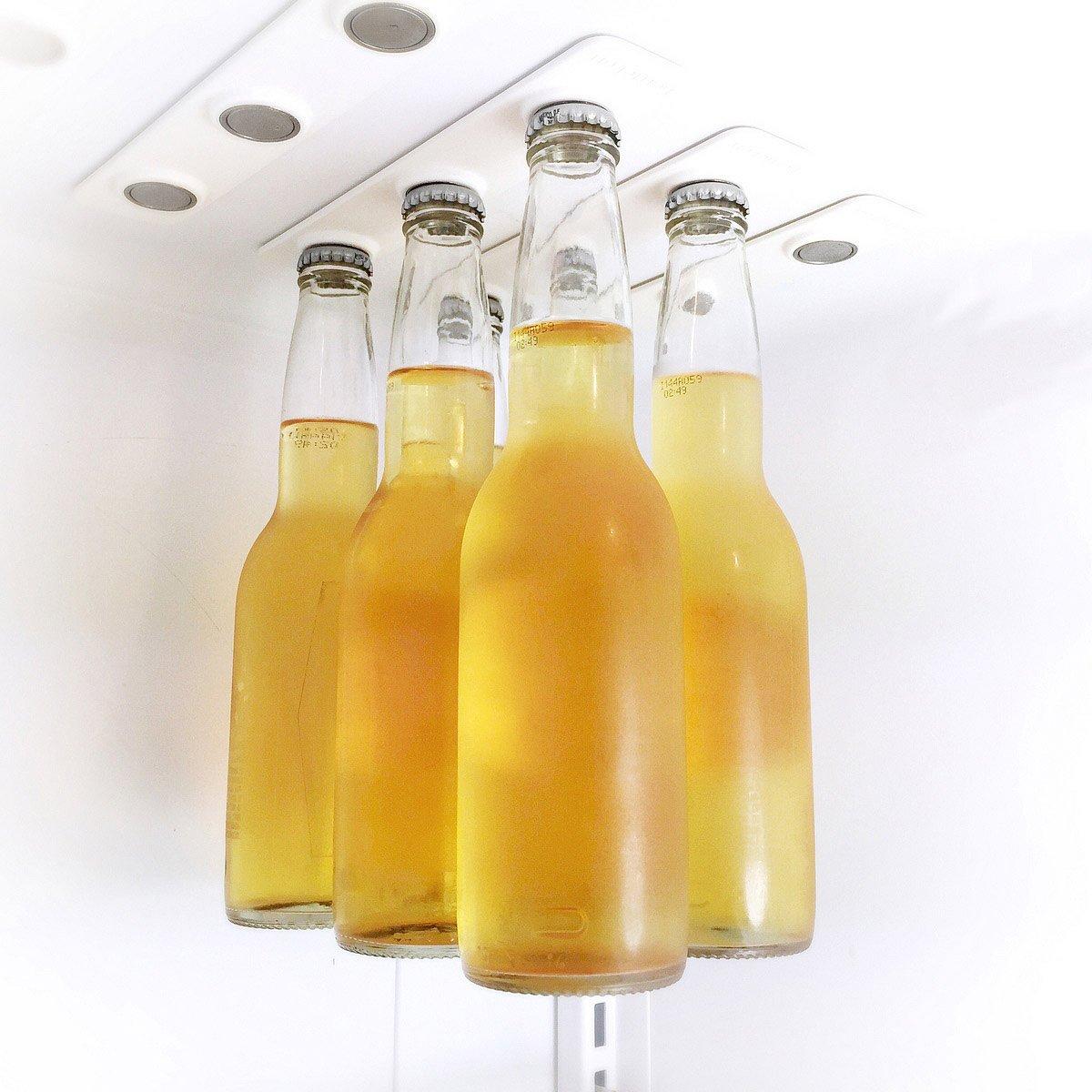 Bottleloft Magnetic Bottle Storage Fridge Strips