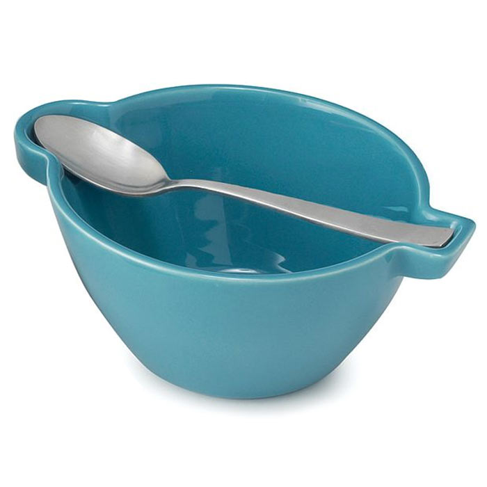 Bowl That Ran Away With The Spoon Green Head