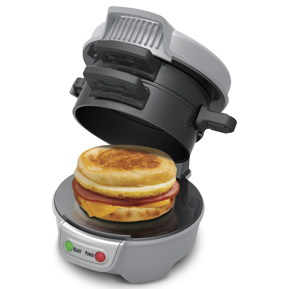 breakfast sandwich maker the green head