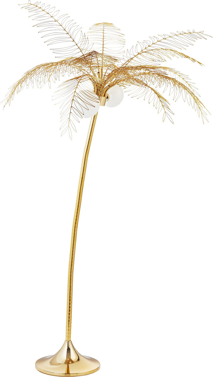 Breezy Palm Tree Floor Lamp