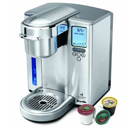 Breville Coffee Maker Program : Breville Keurig - Gourmet Single Serve Coffee Maker - The Green Head