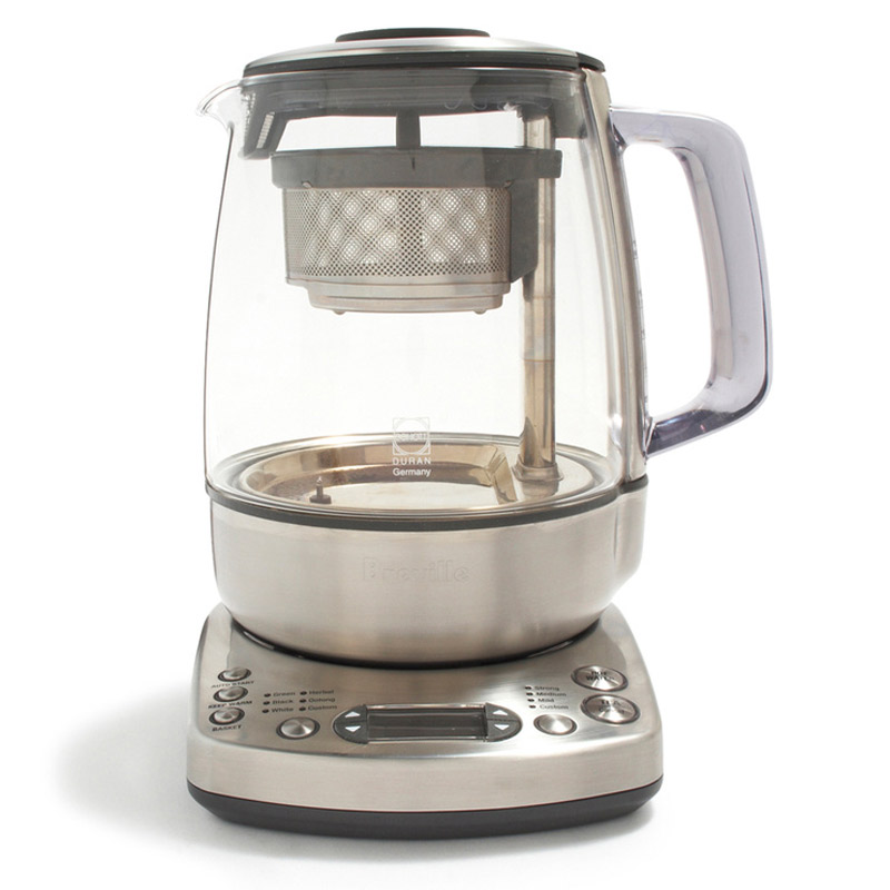 Breville Electric Coffee Maker : Breville One-Touch Tea Maker - The Green Head