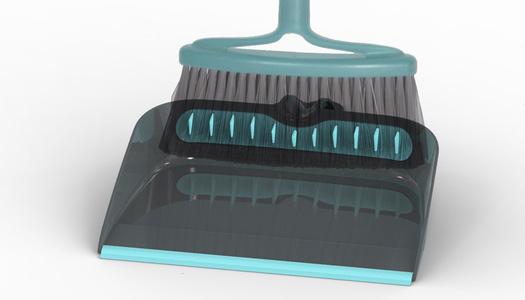 Broom Groomer Broom Cleaning Dustpan