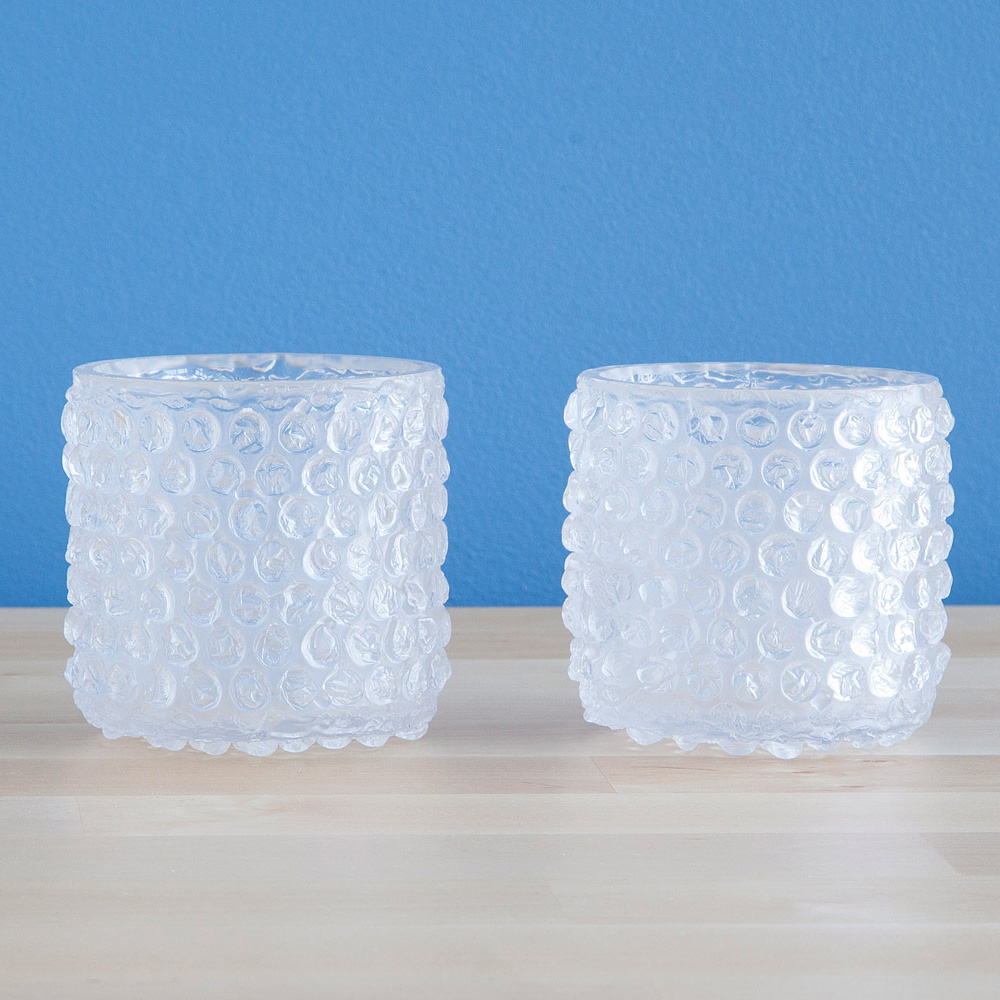 bubble wrap glasses the green head. Black Bedroom Furniture Sets. Home Design Ideas