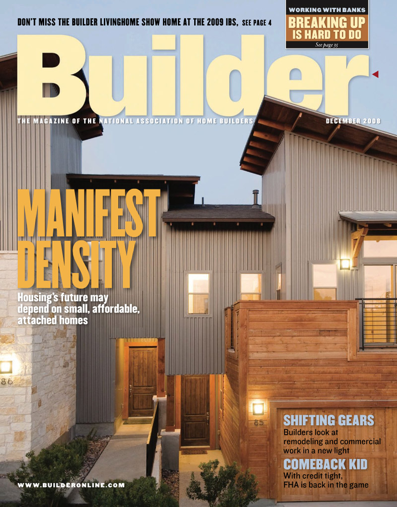 Free Builder Magazine The Green Head