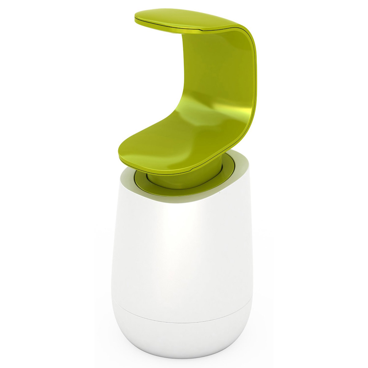 C Pump Back Of The Hand Hygienic Soap Dispenser The