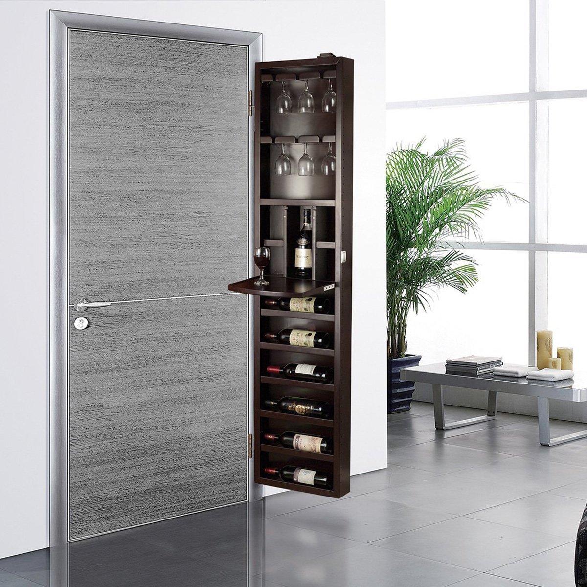 cabidor the door wine storage cabinet the green