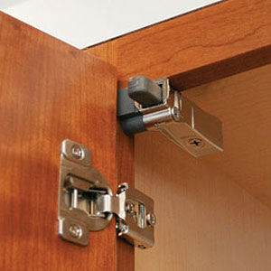 Soft close kitchen hinges
