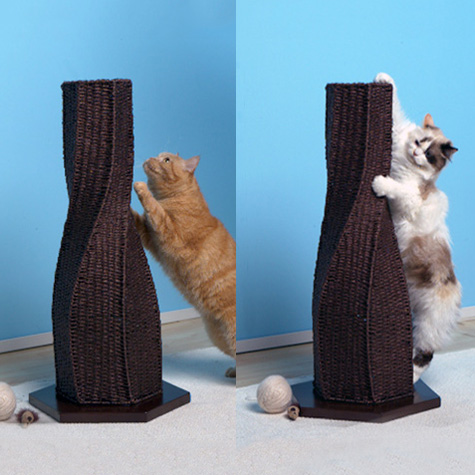 Calypso Cat Scratcher The Green Head