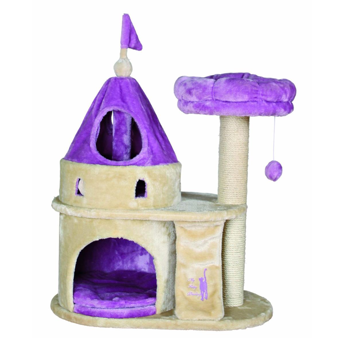 Superb Cat Castle