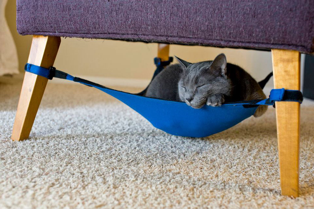 cat crib cat hammock for chairs