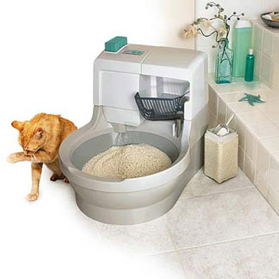 cat genie automatic flushing litter box - Catgenie Com