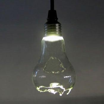 Ceci Broken Lightbulb High Powered Led Lamp