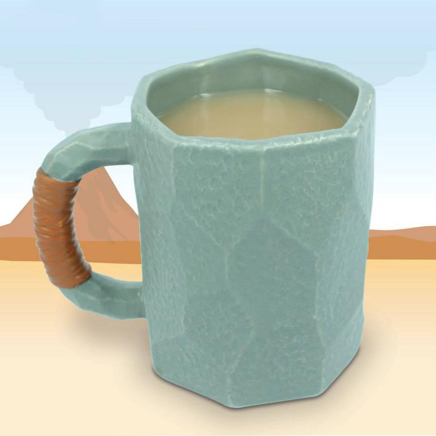 Ceramic Caveman Mug