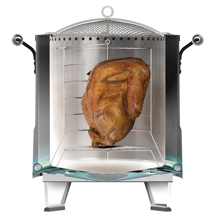 Char Broil Big Easy Oilless Infrared Turkey Fryer The