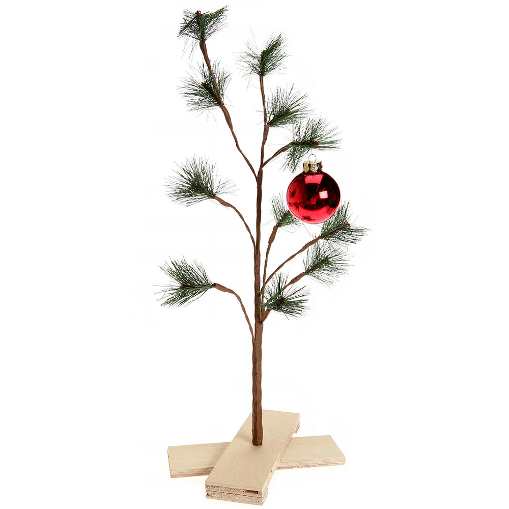 Good Grief Charlie Brown Pathetic Christmas Tree