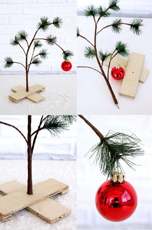 Good Grief Charlie Brown Pathetic Christmas Tree The