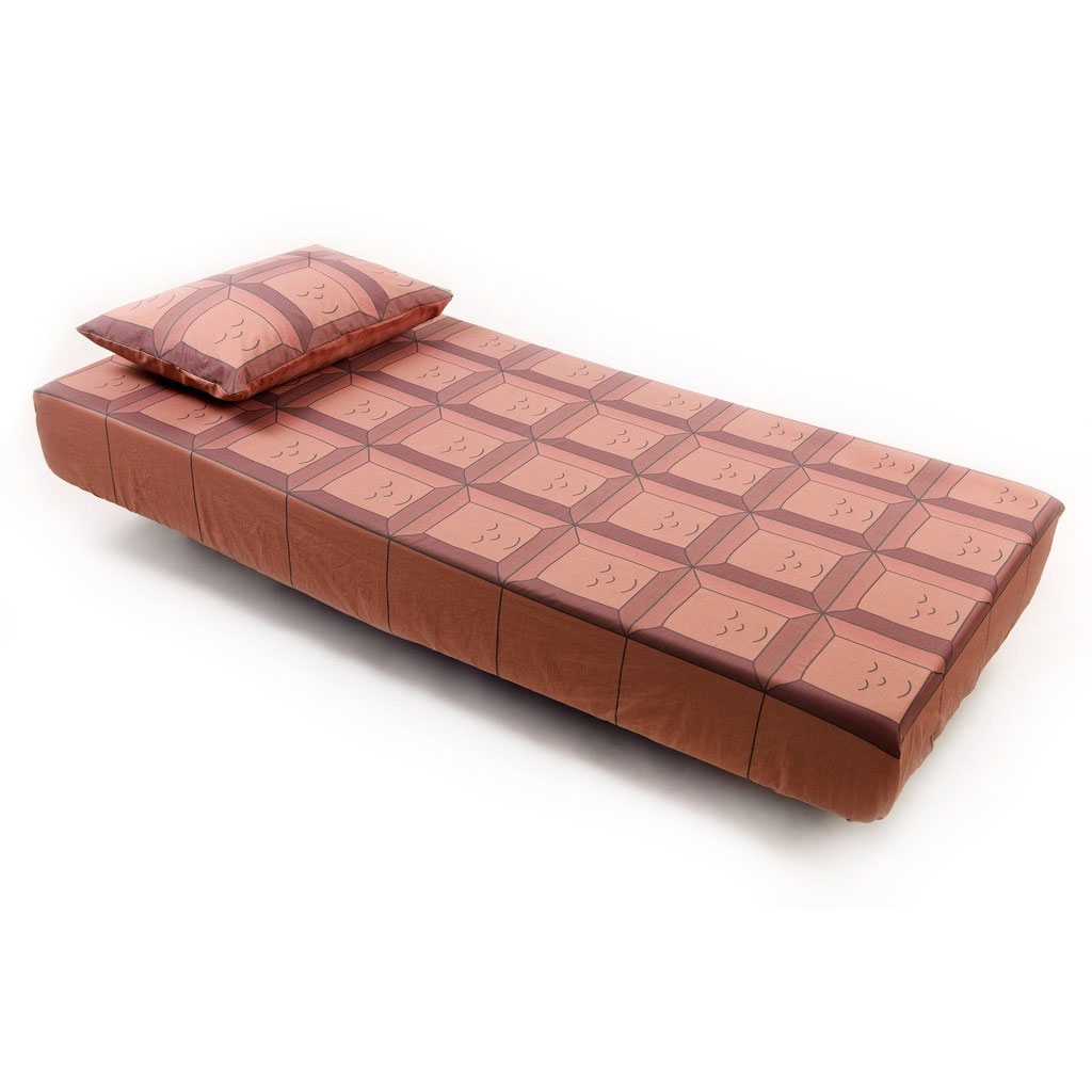 Chocolate Bar Bed Set